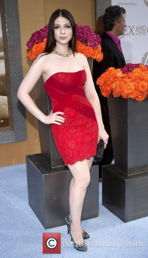 Michelle Trachtenberg and Sex And The City 4