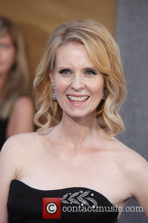 Cynthia Nixon and Sex And The City 7
