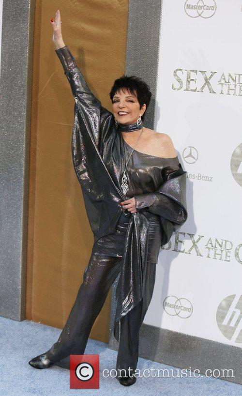 Liza Minnelli and Sex And The City 7