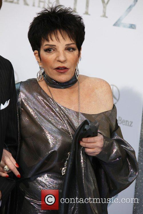 Liza Minnelli and Sex And The City 5