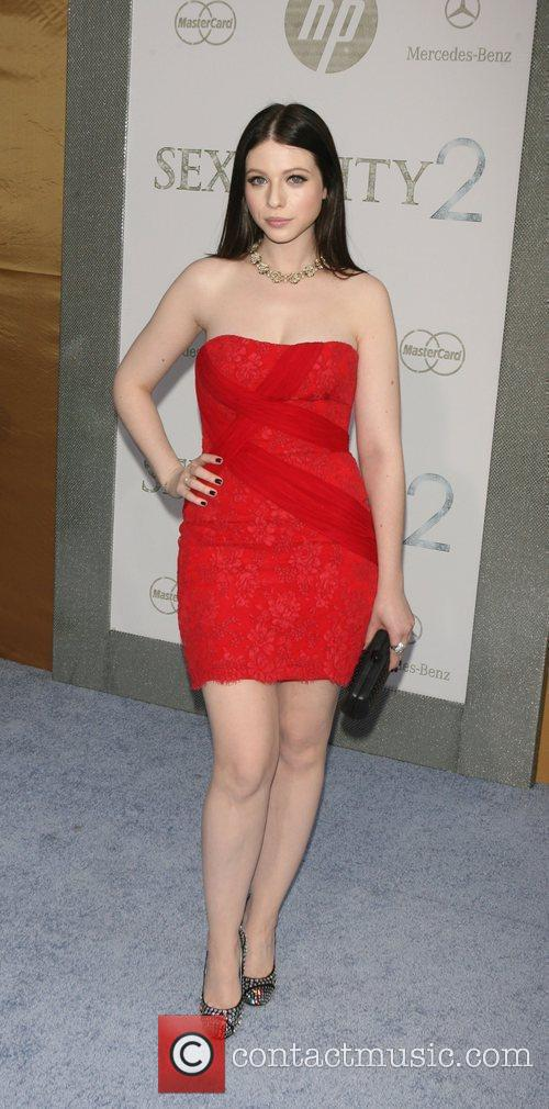 Michelle Trachtenberg and Sex And The City 3