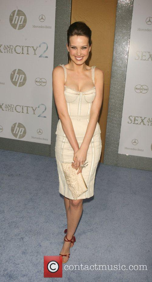 Petra Nemcova and Sex And The City 4