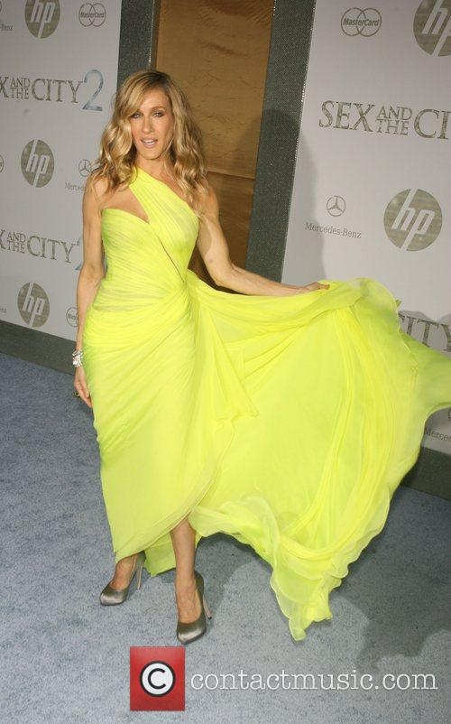Sarah Jessica Parker and Sex And The City 10