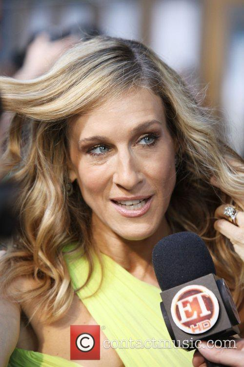 Sarah Jessica Parker and Sex And The City 14