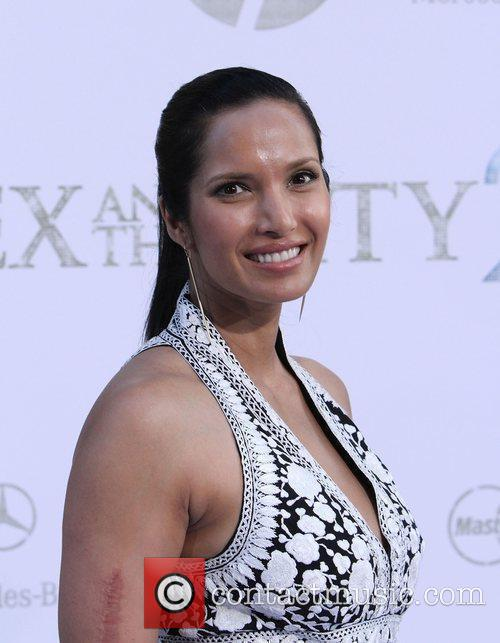 Padma Lakshmi and Sex And The City 5