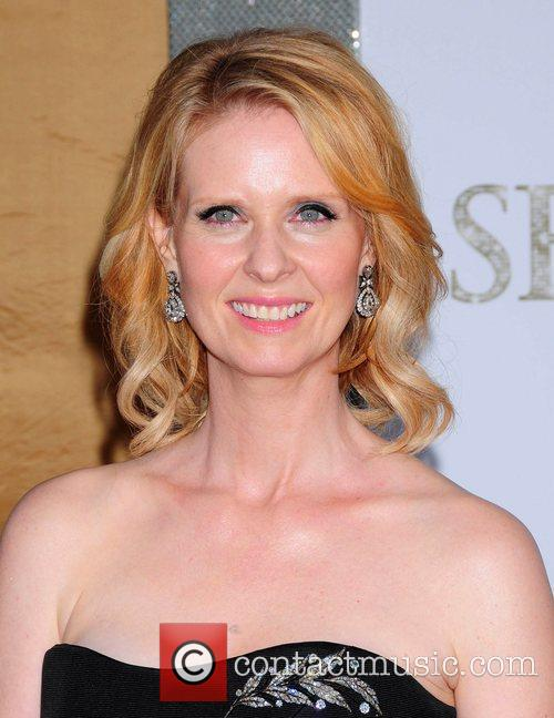 Cynthia Nixon and Sex And The City 9