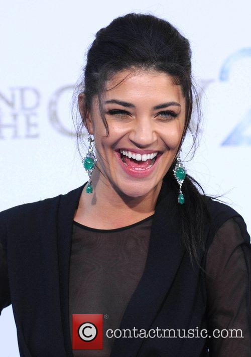 Jessica Szohr and Sex And The City 7