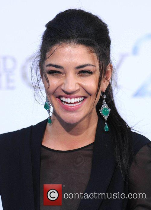 Jessica Szohr and Sex And The City 1