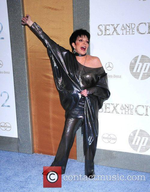 Liza Minnelli and Sex And The City 13