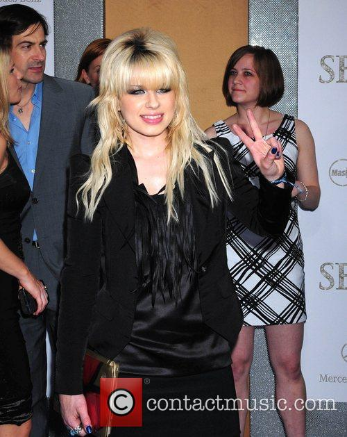Orianthi and Sex And The City 2