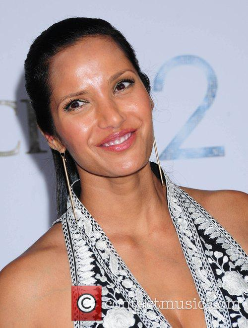 Padma Lakshmi and Sex And The City 6