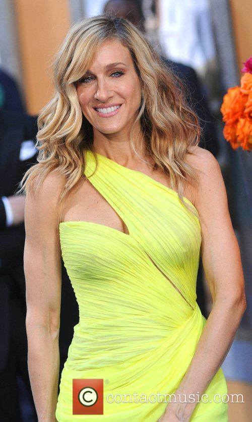 Sarah Jessica Parker and Sex And The City 21