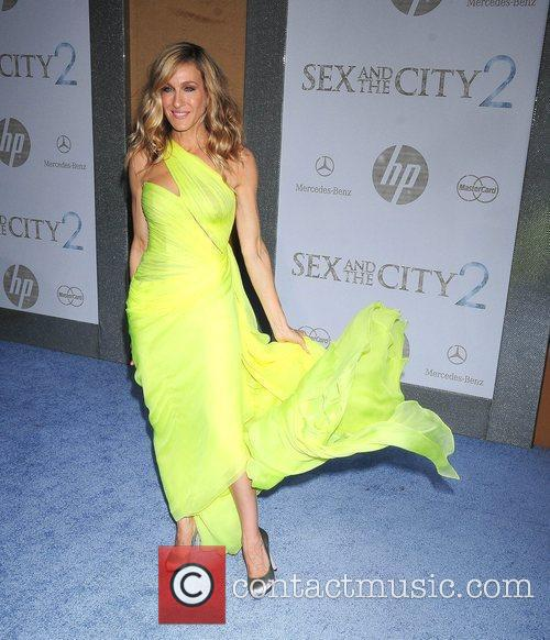 Sarah Jessica Parker and Sex And The City 18