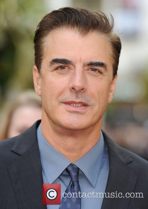 Chris Noth and Sex And The City 1