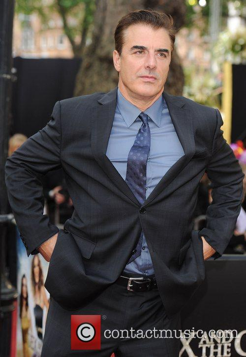 Chris Noth, Sex And The City, Odeon Leicester Square