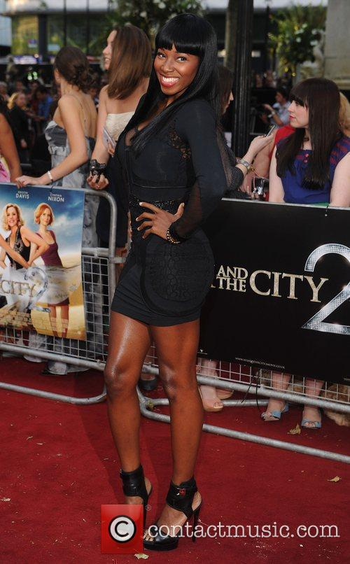 Jamelia and Sex And The City 1