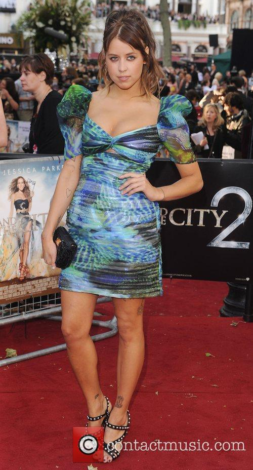 Peaches Geldof and Sex And The City 5
