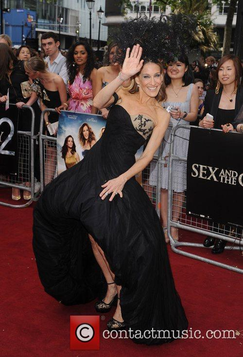 Sarah Jessica Parker and Sex And The City 16