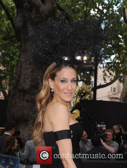 Sarah Jessica Parker and Sex And The City 20