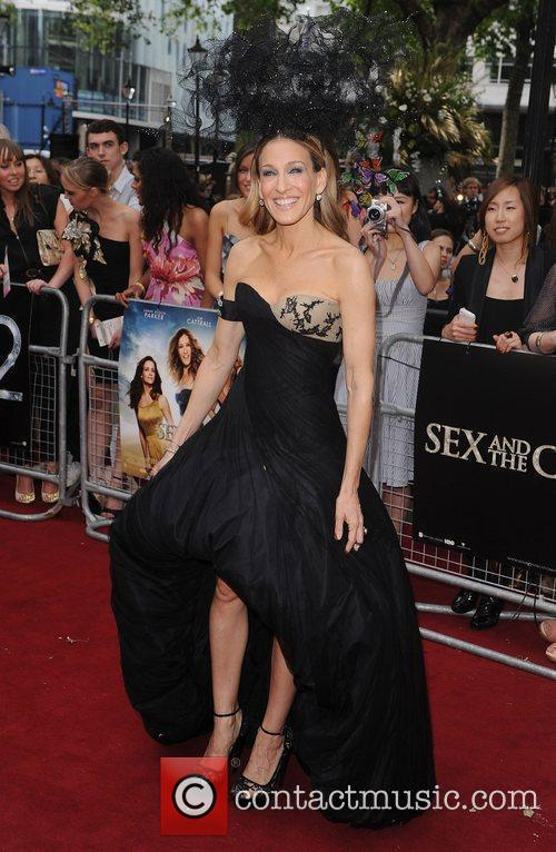 Sarah Jessica Parker and Sex And The City 13