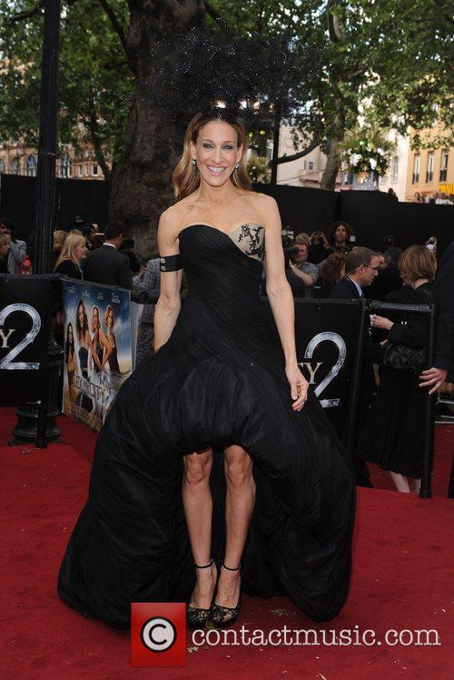 Sarah Jessica Parker and Sex And The City 17