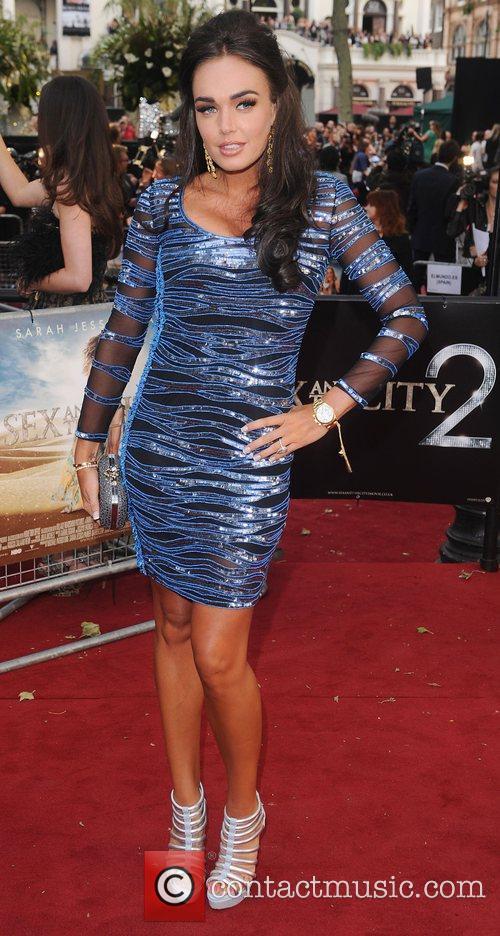 Tamara Ecclestone 'Sex and the City 2' UK...