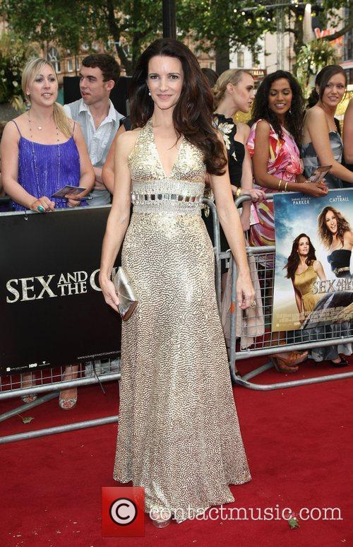 Kristin Davis and Sex And The City 13