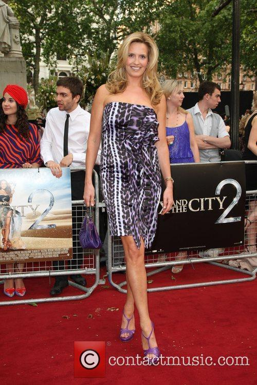 Penny Lancaster and Sex And The City 5