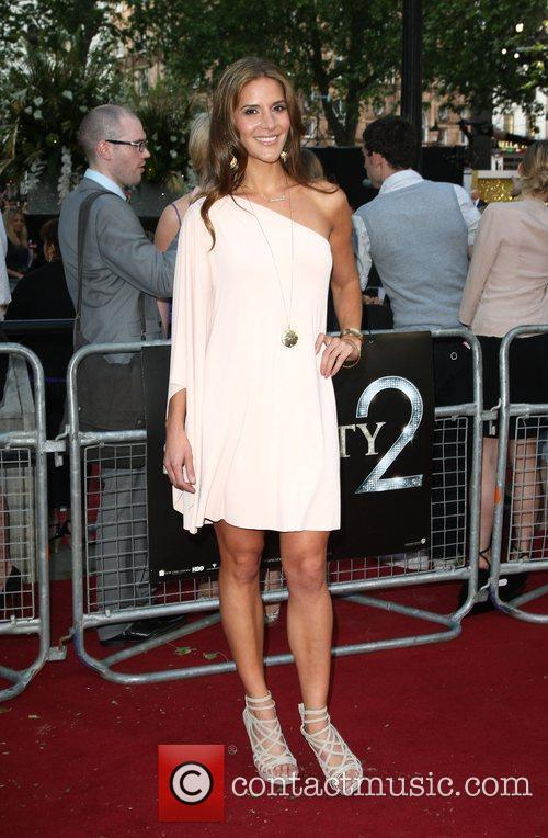 Amanda Byram and Sex And The City
