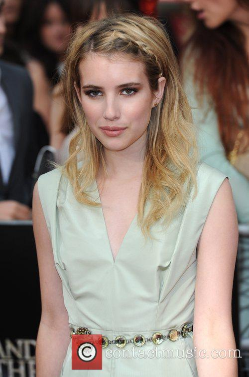 Emma Roberts and Sex And The City 5
