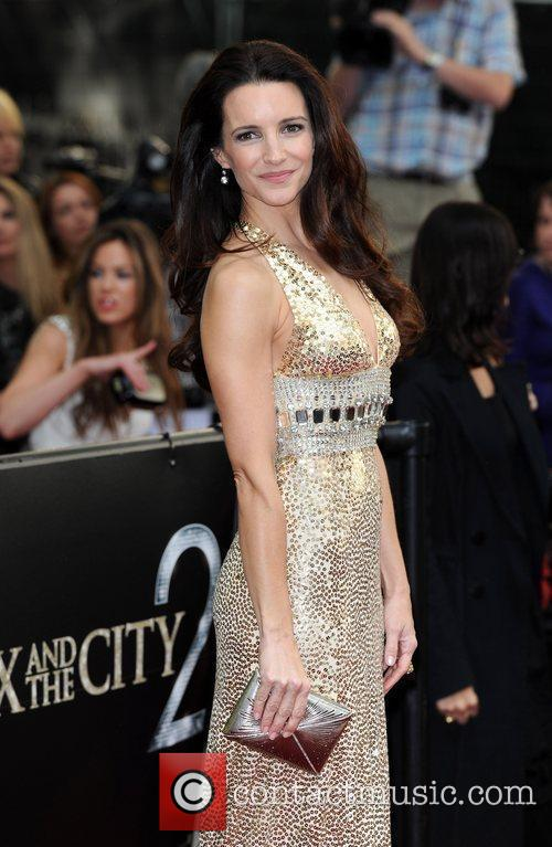 Kristin Davis and Sex And The City 15
