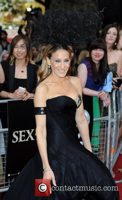 Sarah Jessica Parker and Sex And The City 34