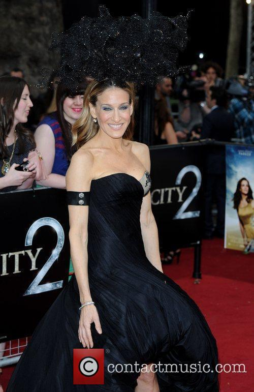 Sarah Jessica Parker and Sex And The City 26