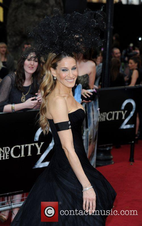 Sarah Jessica Parker and Sex And The City 32