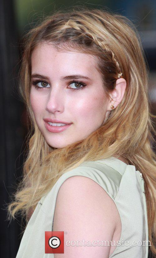 Emma Roberts and Sex And The City 12