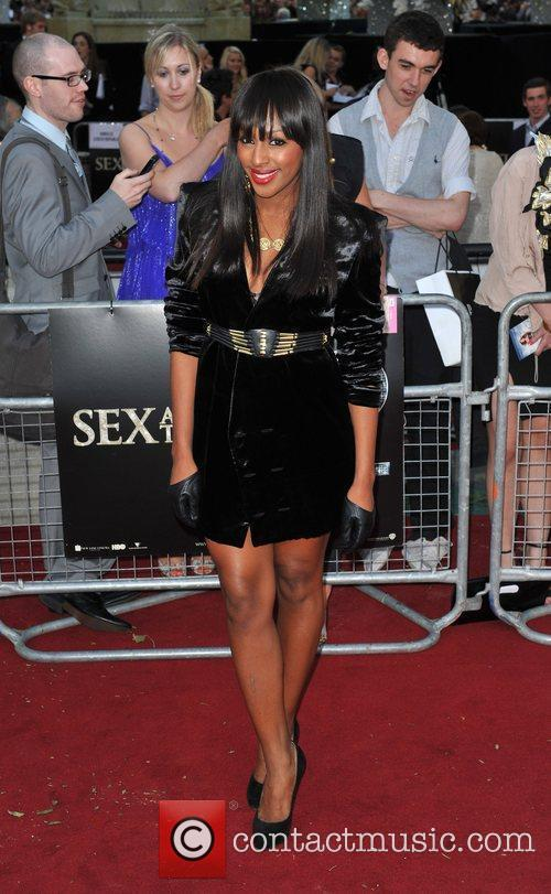 Alexandra Burke and Sex And The City 5