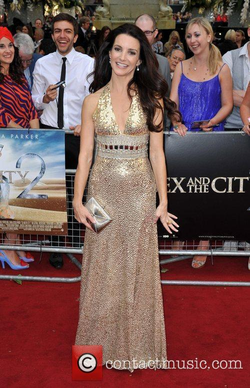 Kristin Davis and Sex And The City 26