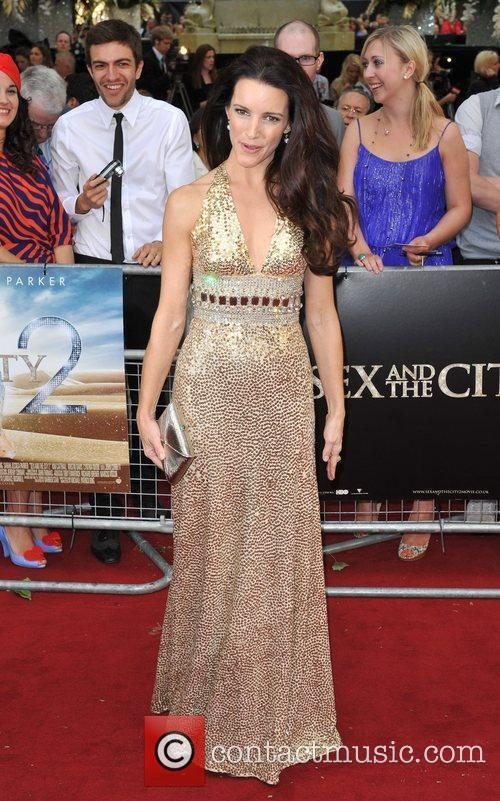 Kristin Davis and Sex And The City 27