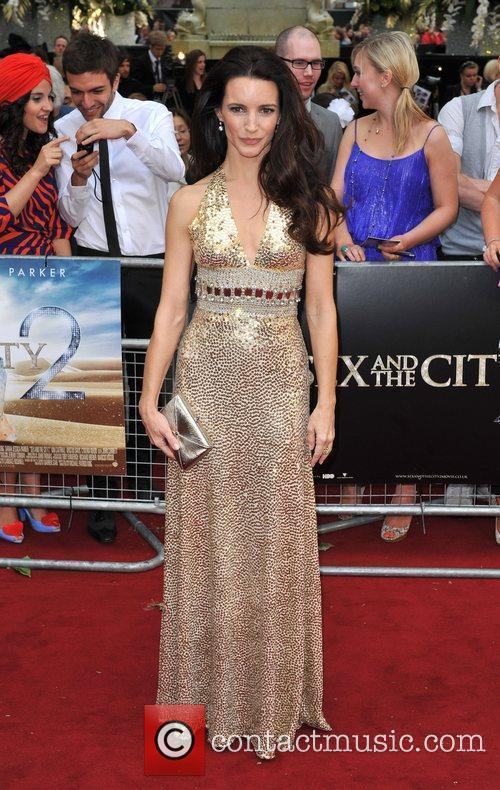 Kristin Davis and Sex And The City 28