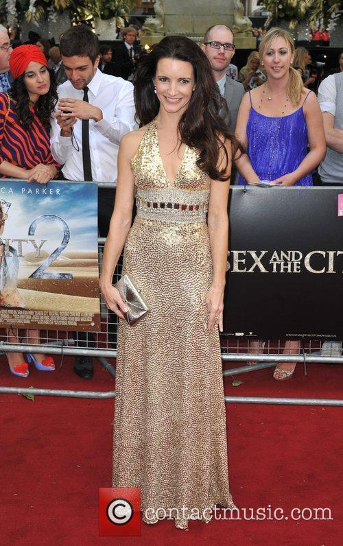 Kristin Davis and Sex And The City 22