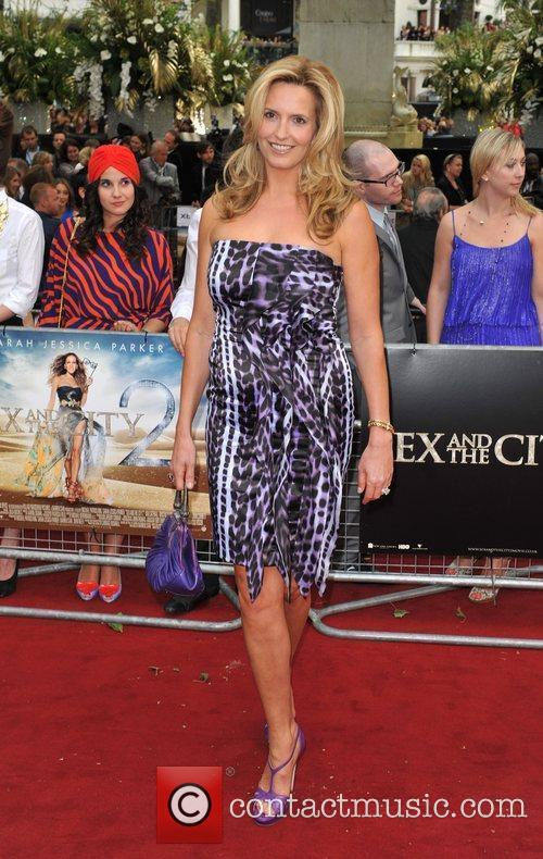 Penny Lancaster and Sex And The City 11