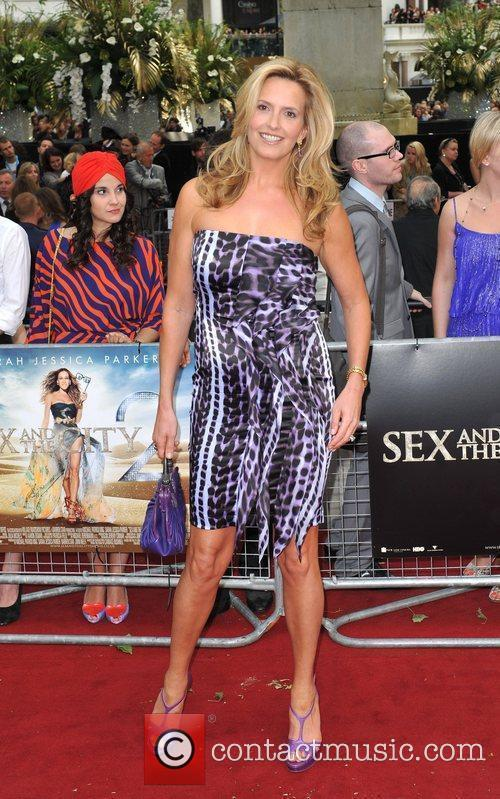 Penny Lancaster and Sex And The City 10