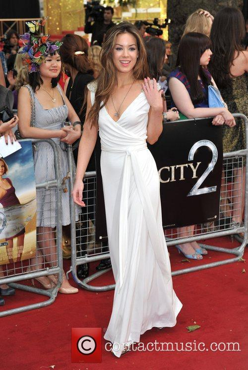 Roxanne Mckee and Sex And The City 6