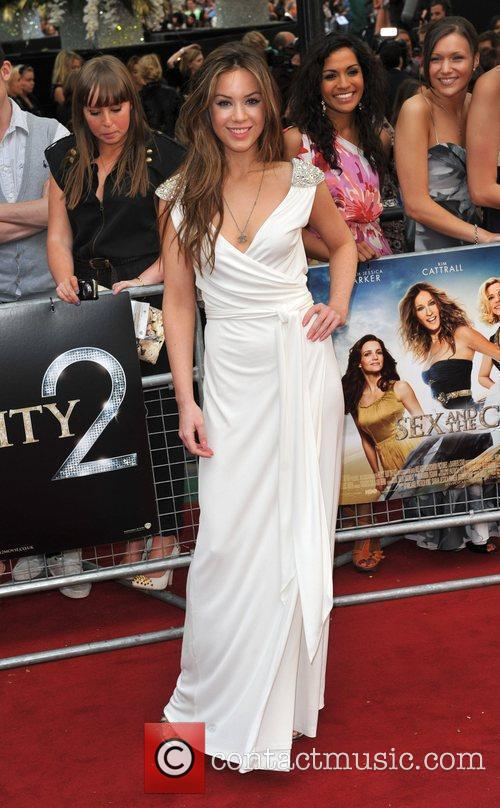 Roxanne Mckee and Sex And The City 7
