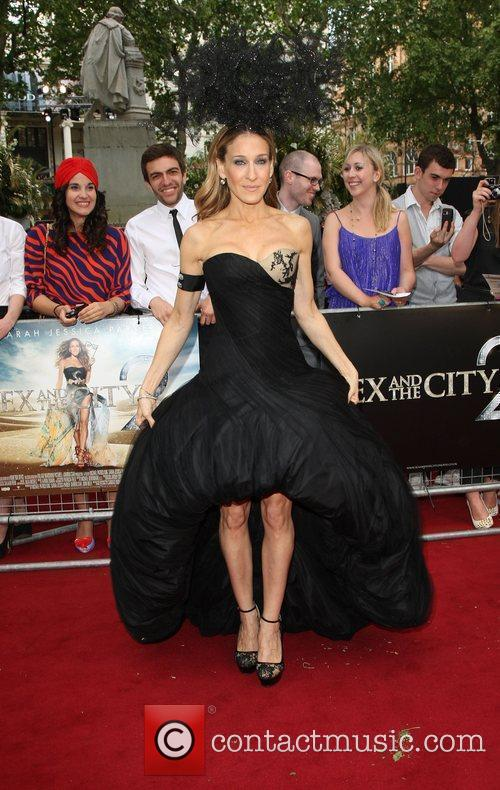Sarah Jessica Parker and Sex And The City 8