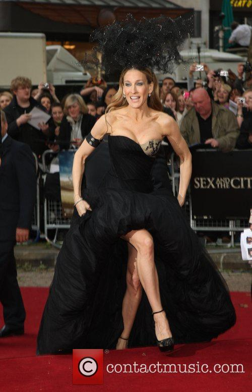 Sarah Jessica Parker and Sex And The City 9