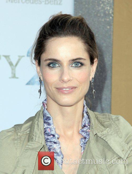 Amanda Peet and Sex And The City 2