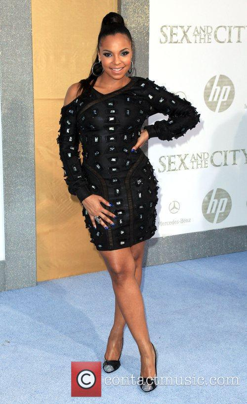 Ashanti and Sex And The City 3