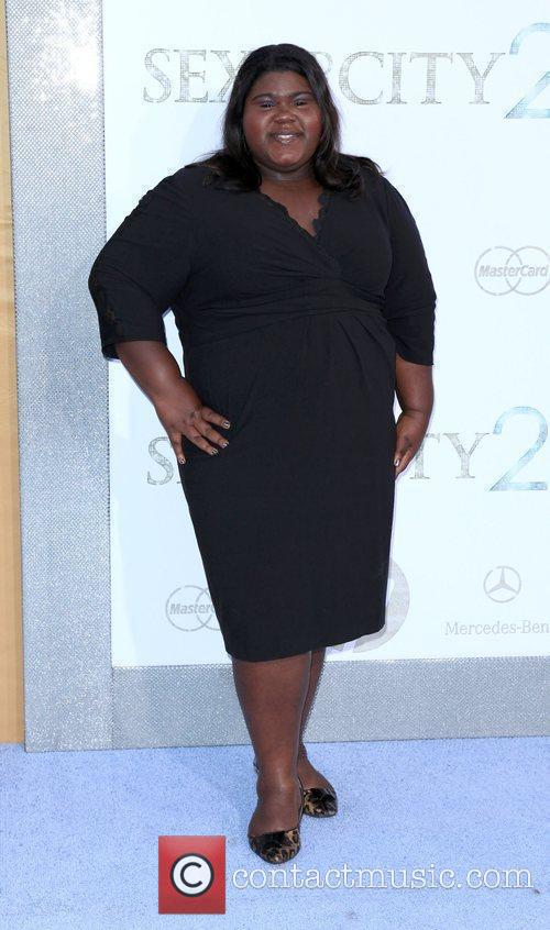 Gabourey Sidibe and Sex And The City 2