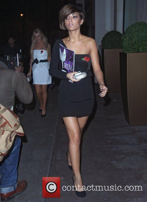 Frankie Sandford of The Saturdays returning to her...